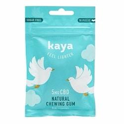 chewing gum kaya