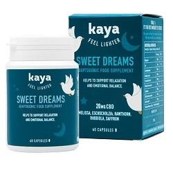 sweet dreams kaya