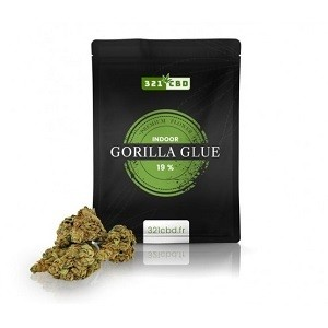 Gorilla glue cbd 321CBD